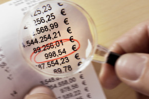Calculation --- Image by © Royalty-Free/Corbis